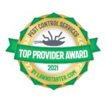 top pest control provider award